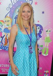 Meghan McCarthy - Film Festival Los Angeles 2013