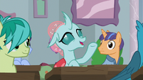 Ocellus -we just studied all about- S8E21