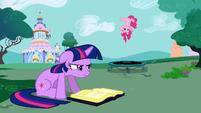 Pinkie Pie Jump 4 S1E26