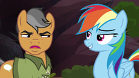 """Quibble Pants """"okay, I'll give you that one"""" S6E13"""
