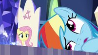 "Rainbow Dash ""stuff that belonged to them?"" S7E25"