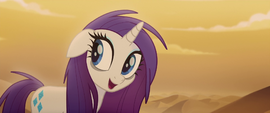 "Rarity ""where there's a city"" MLPTM"