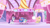 Rarity shocked 2 S1E20