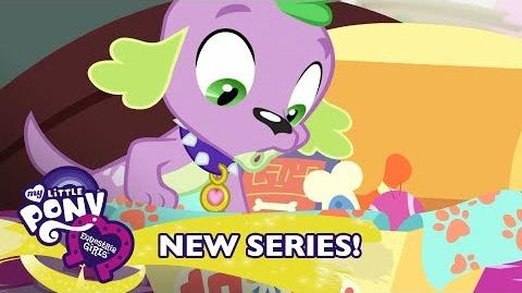 My Little Pony Equestria Girls: Better Together (season 2)
