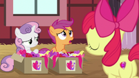 "Scootaloo ""when's it gonna be our turn?"" S8E10"
