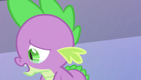 Spike -I need to be alone- S4E24