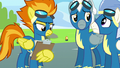 Spitfire looks at Rainbow's checklists S6E7.png