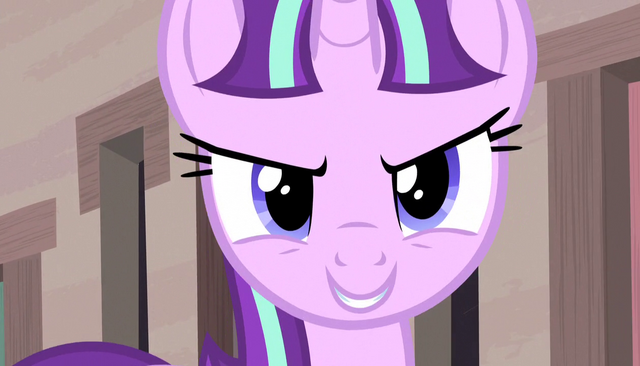 File:Starlight Glimmer looking sinister S5E1.png