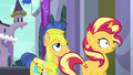 Sunset Shimmer doing a double-take EGFF.png
