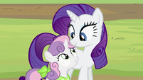 Sweetie Belle 'Where' S2E05