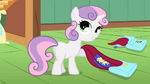 Sweetie Belle 'and capes!' S01E17