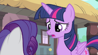 Twilight 'you have to get a hold of yourself' S4E13