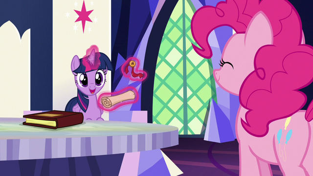 """File:Twilight Sparkle """"it's from the yaks!"""" S7E11.png"""
