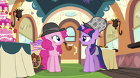 Twilight becoming the new detective S2E24