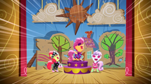310px-Cutie Mark Crusaders song S1E18