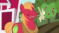Big Mac changes his mood immediately; says 'Eeyup' S5E17
