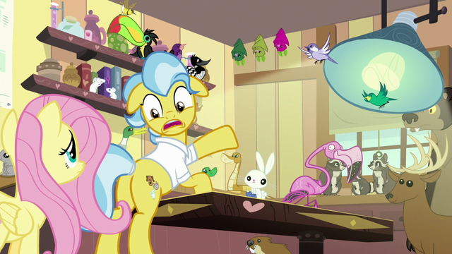 """File:Dr. Fauna """"this place is like a zoo!"""" S7E5.png"""