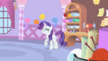 Extremely nervous Rarity S1E17.png