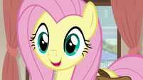 "Fluttershy ""maybe we can ask him"" S9E21"