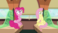 Fluttershy --I'm pretty sure I don't want to be in it-- S6E18