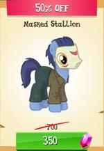 Masked Stallion MLP Gameloft