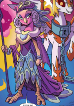Nightmare Knights issue 1 Princess Eris