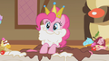 Pinkie Pie with a cream beard S1E10.png