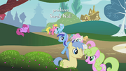 Ponies in the park S1E07
