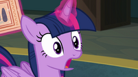 Princess Twilight remembering something EGFF