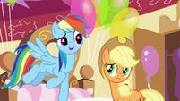 Rainbow -Pinkie Pie's tougher than she looks- S5E11