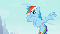 """Rainbow Dash """"it's too strong"""" S4E16.png"""