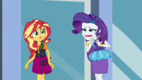 """Rarity """"the muse has left me!"""" EGDS9"""