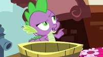 """Spike """"put them in the right spots"""" S9E23"""