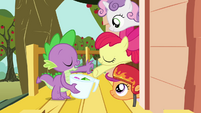 "Spike and the CMC ""take it or leave it"" S03E11"