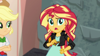 Sunset Shimmer -the Mount Vehoovius set- EGS2