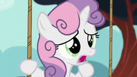 Sweetie Belle --But if we can't find anypony with a problem-- S6E4