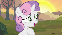 Sweetie Belle -feeling sorry for myself- S8E10