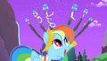 The Wonderbolts fly over Rainbow Dash S1E26.png