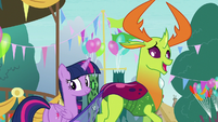 "Thorax ""aren't you coming?"" S7E15"