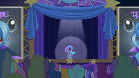 "Trixie shrieking ""it's a working title!"" S6E6"
