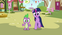 Twilight 'Are you doing now' S3E3