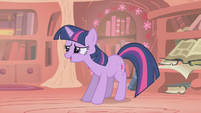 Twilight -how'd it go with Rarity-- S1E06