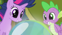 Twilight cute wide eyed S2E20