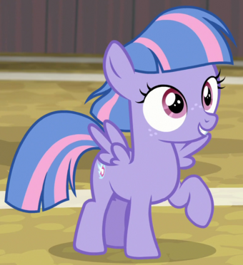Clear Sky and Wind Sprint | My Little Pony Friendship is Magic ...