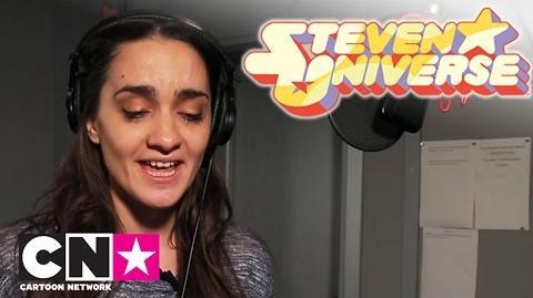 Вселенная Стивена Нина Мартяну – исполнительница песен Cartoon Network