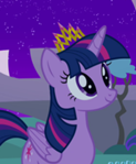 123px-Twilight's new crown cropped S4E02