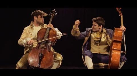 2CELLOS - Thunderstruck OFFICIAL VIDEO