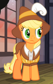 Apple Jack Smart Cookie
