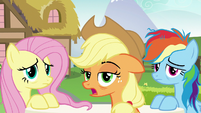 Applejack --the understatement of the day-- S6E21
