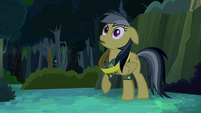 Daring Do surprised S4E04